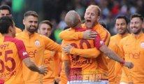 Galatasaray 90+8'de galibiyete uçtu