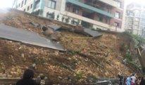 İstanbul'da istinat duvarı çöktü: 1 kişi hayatını kaybetti