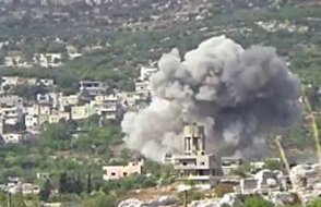 [SON DAKİKA] Suriye ordusu İdlib'e girdi: Çatışmalar yaşanıyor...