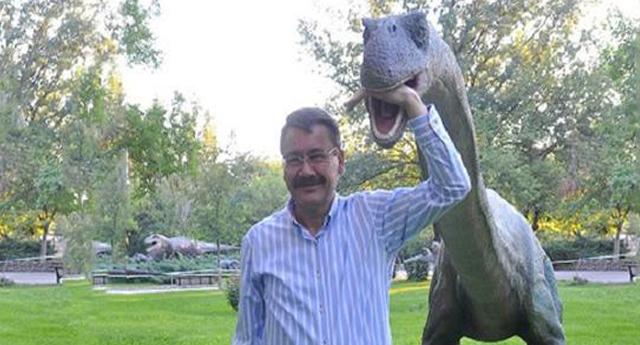 ASKİ'nin topladığı su paraları Gökçek'in dinozorlarına gitmiş