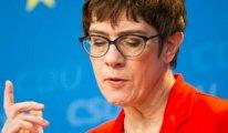 CDU'dan Türkiye'deki muhalefet ile dayanışma çağrısı