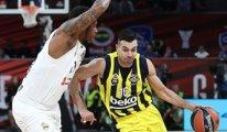 Real Madrid'e kaybeden Fenerbahçe, Euroleague'i 4. sırada tamamladı