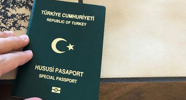 Almanya yeşil pasaporta niye engel çıkardı?