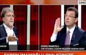"""""""Alo Ahmet"""" vakası: İmamoğlu'nun katıldığı program erken bitirildi"""