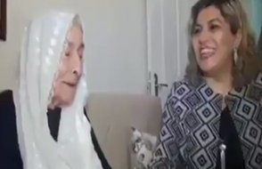 100 yaşındaki kadın İmamoğlu'nu övdü, Vali 'orayı geçelim' dedi