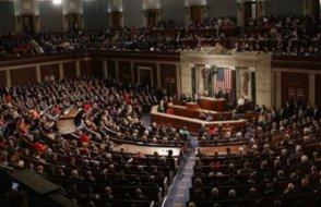 ABD Kongresi'nde bir ilk yaşandı