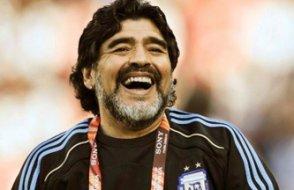 Efsane futbolcu Maradona için tutuklama kararı...