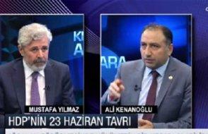 HDP'li vekil: AKP ile görüşüyoruz