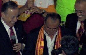 Fatih Terim'den Galatasaray'a 5 yıllık imza