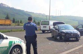 TÜİK Başkanı kaza geçirdi