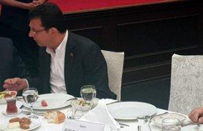 Saadet Partisi davet etti: İmamoğlu geldi, Yıldırım telgraf gönderdi