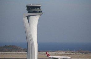 İstanbul Havalimanı'na yine inemediler