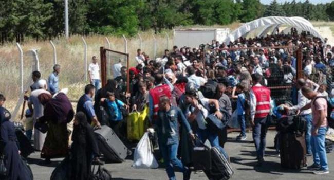 İşte Erdoğan Rejimi'nin gizlice vatandaş yaptığı Suriyeliler