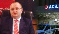 Eski AKP yöneticisine silahlı saldırı: Polis kıyafetiyle gelmiş