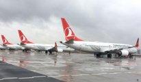Türk Hava Yolları dibe çakıldı!