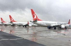 THY'de yabancı pilotlara 6 ay ücretsiz izin