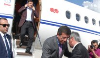 Koç'un özel uçağını AKP'li bakan da kullanmış