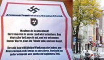 Köln'de Türklere Neo-Nazi mektubu: Almanya'yı terk edin, yakında saldırılar başlayacak