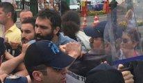Çorlu tren katliamında yakınlarını kaybeden ailelere polis plastik mermi attı