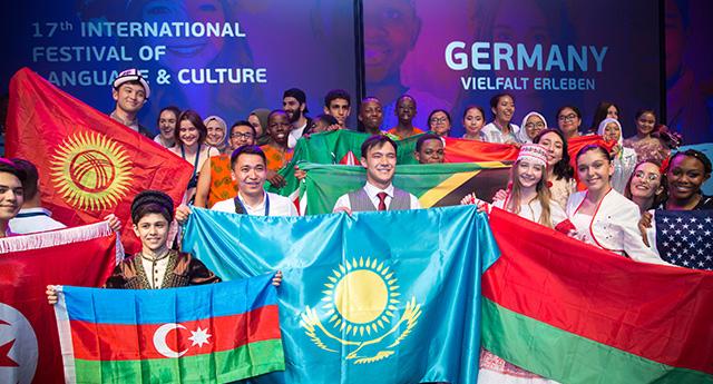17.Uluslararası Kültür Festivali büyük ses getirdi