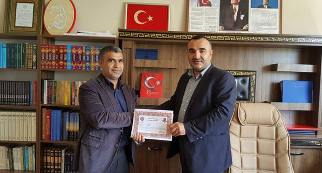 AKP ve Diyanet kurtardı!