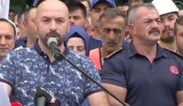 İmamoğlu'nu protesto eden itfaiyeci bakın kim çıktı!