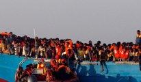 Akdeniz'de yaşanan göçmen faciasında en az 41 kişi hayatını kaybetti