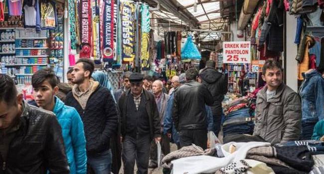 İstanbul esnafının çilesi raporlandı