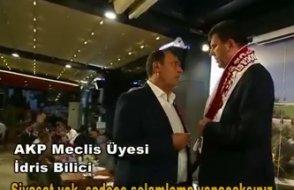 'Yemeği ben verdim' diyen AKP'li üye CHP'li belediye başkanının konuşmasını engelledi