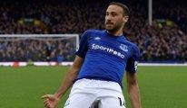 Everton'dan Cenk Tosun açıklaması