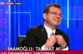 İmamoğlu'ndan TRT yayınında TRT'ye sert eleştiri