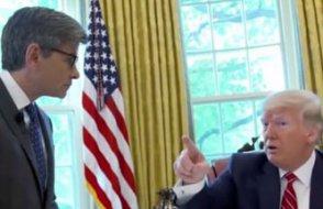 Trump danışmanına böyle sinirlendi: Öksüreceksen odadan çık