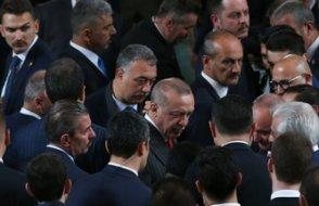 AKP'li vekil: MYK'dakiler şikâyetlerini bize sıralıyor, Erdoğan'ın karşısında sus pus oturuyorlar