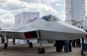 'Fransa'da gösterilen milli muharip uçağın maketi Almanya'da üretildi' iddiası