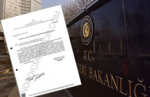 Dışişleri'nden yeni skandal! Casuslukla elde edilmiş 2 CD dolusu fişleme savcılığa verilmiş