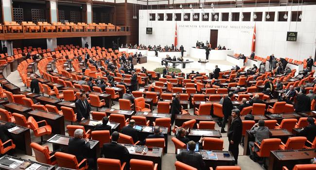 AKP ve MHP'liler red oyu verdi