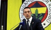 Ali Koç'tan Fenerbahçelileri heyecanlandıracak açıklama