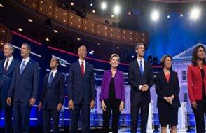 ABD'de Demokrat Adayların yarışı kızıştı