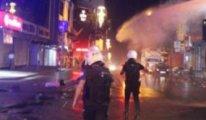 İstanbul'da Suriyelilerle tehlikeli gerginlik : Dükkanları taşladılar