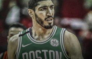 Enes Kanter 7 maç sonra takıma döndü, Boston Celtics zirveye oturdu
