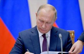 Putin'in önü 2036'ya kadar açıldı