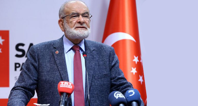 Temel Karamollaoğlu 'erken seçim' için tarih verdi
