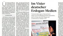 Erdoğan'ın Almanya'ya uzanan kolları...