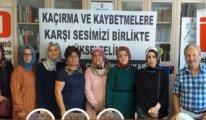 Kaçırılan 4 kişi ile ilgili İnsan Hakları örgütlerinin endişeleri artıyor