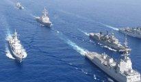 Alman savaş gemisinden Libya'ya giden gemiye müdahale