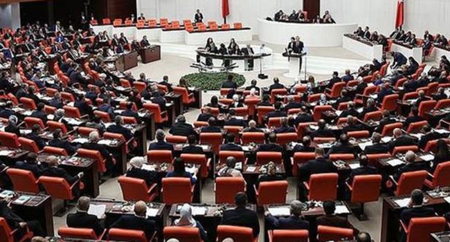 AKP, CHP, MHP ve İYİ Parti 'evet' dedi