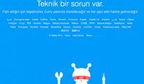 Twitter'a dünya genelinde erişim sorunu yaşanıyor