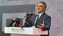Abdullah Gül'e