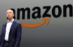 New York'ta 'Amazon' protestosu...