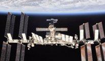 Uzay İstasyonu hava sızdırıyor